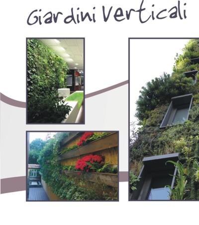 Giardini verticali realizziamo pareti a verde sia per interni che per esterni - Giardini verticali interni ...